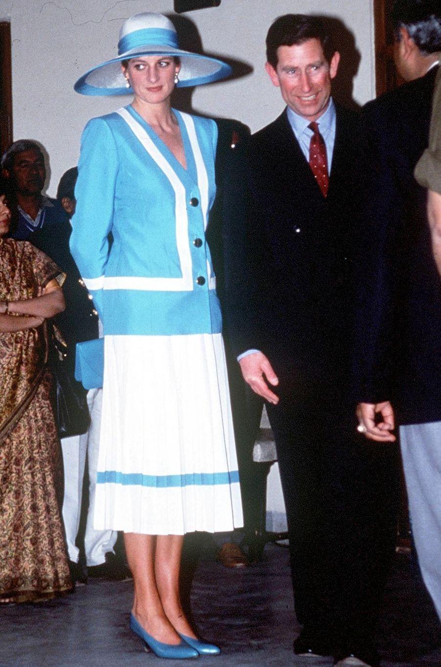 Lady Diana le 13 février 1992