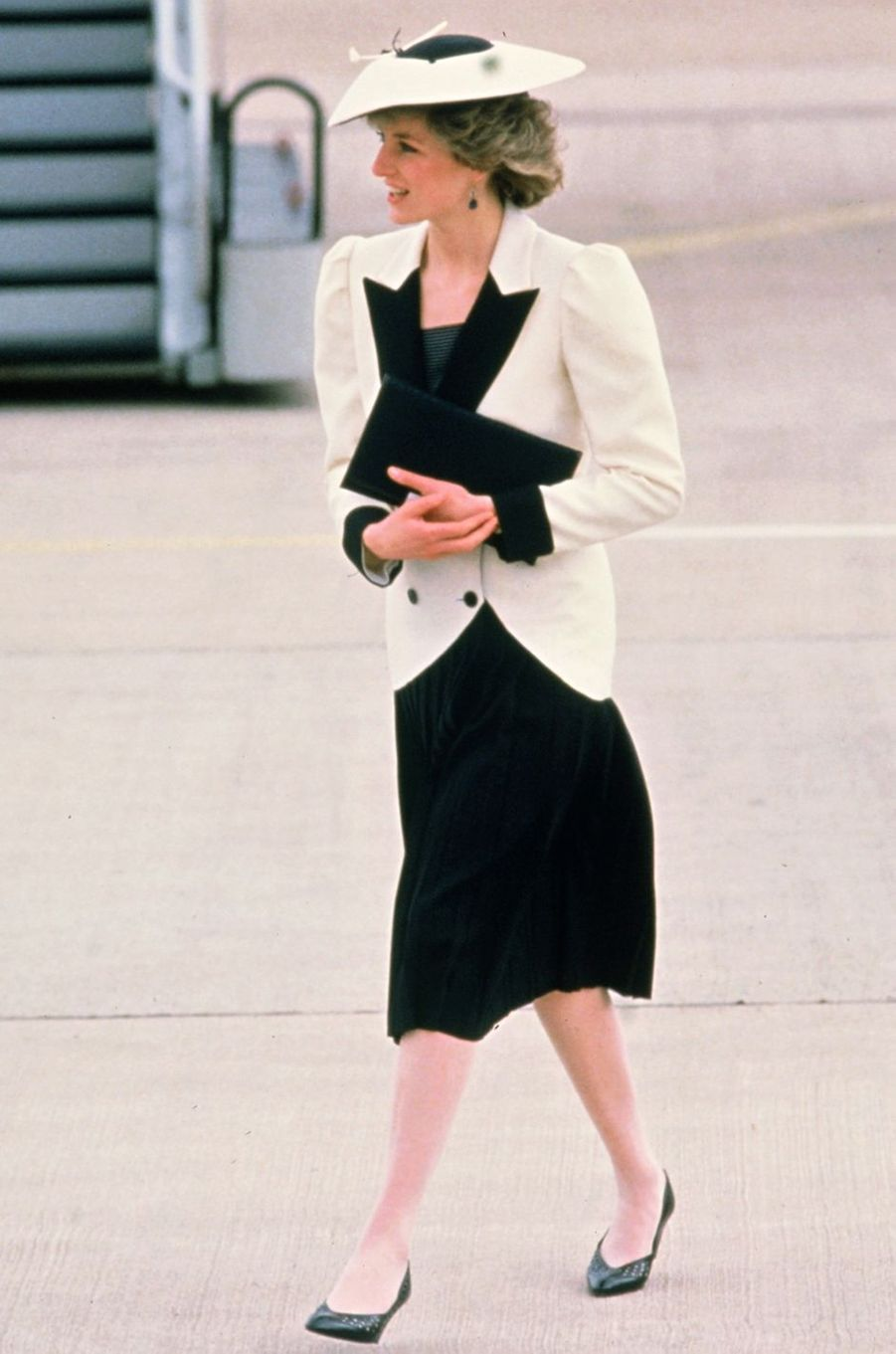 Lady Diana le 22 avril 1986