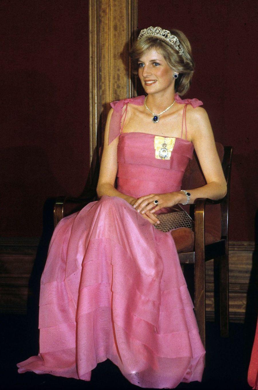 Lady Diana en 1983