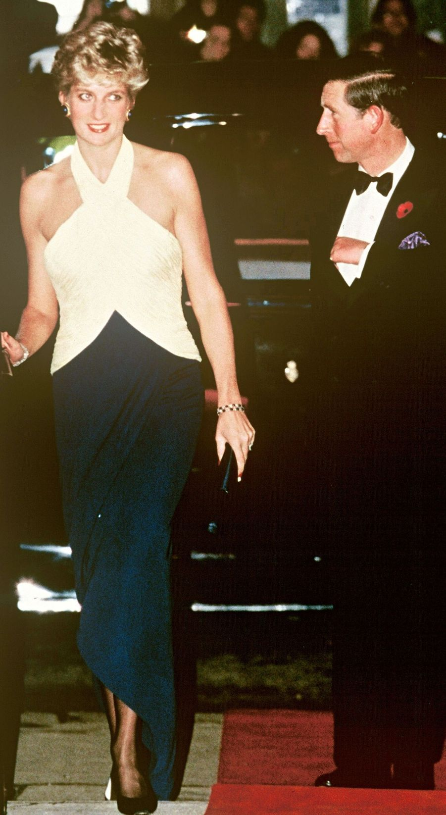 Lady Diana le 27 octobre 1992