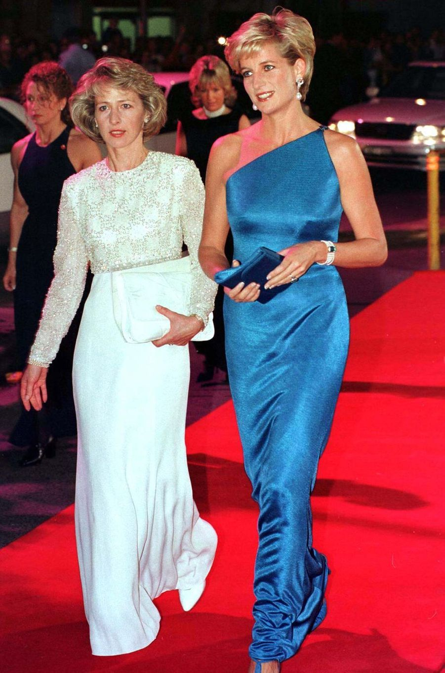Lady Diana le 3 octobre 1996