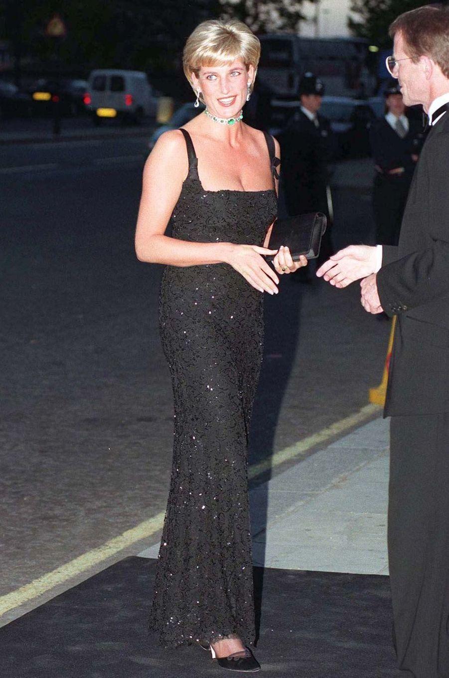 Lady Diana le 2 juillet 1997