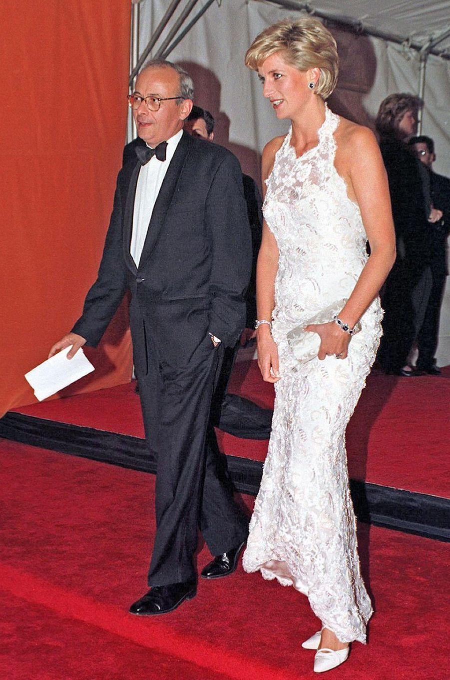 Lady Diana le 24 septembre 1996