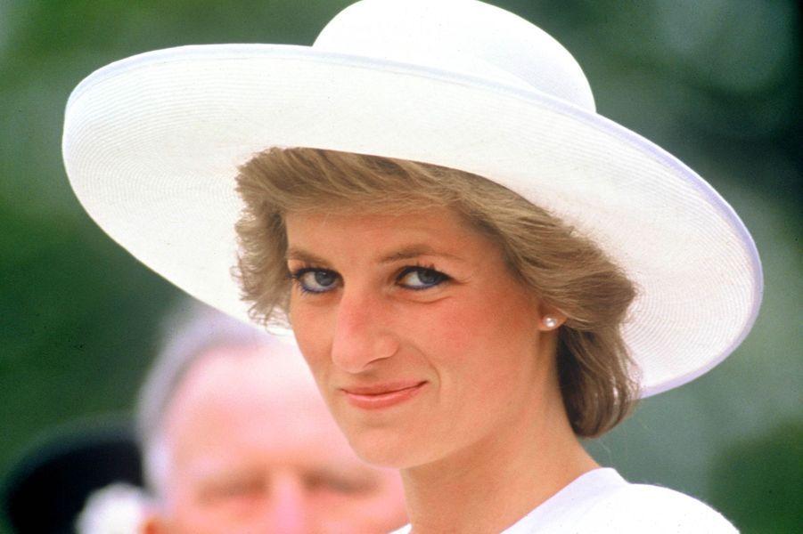 Lady Diana le 13 mai 1989