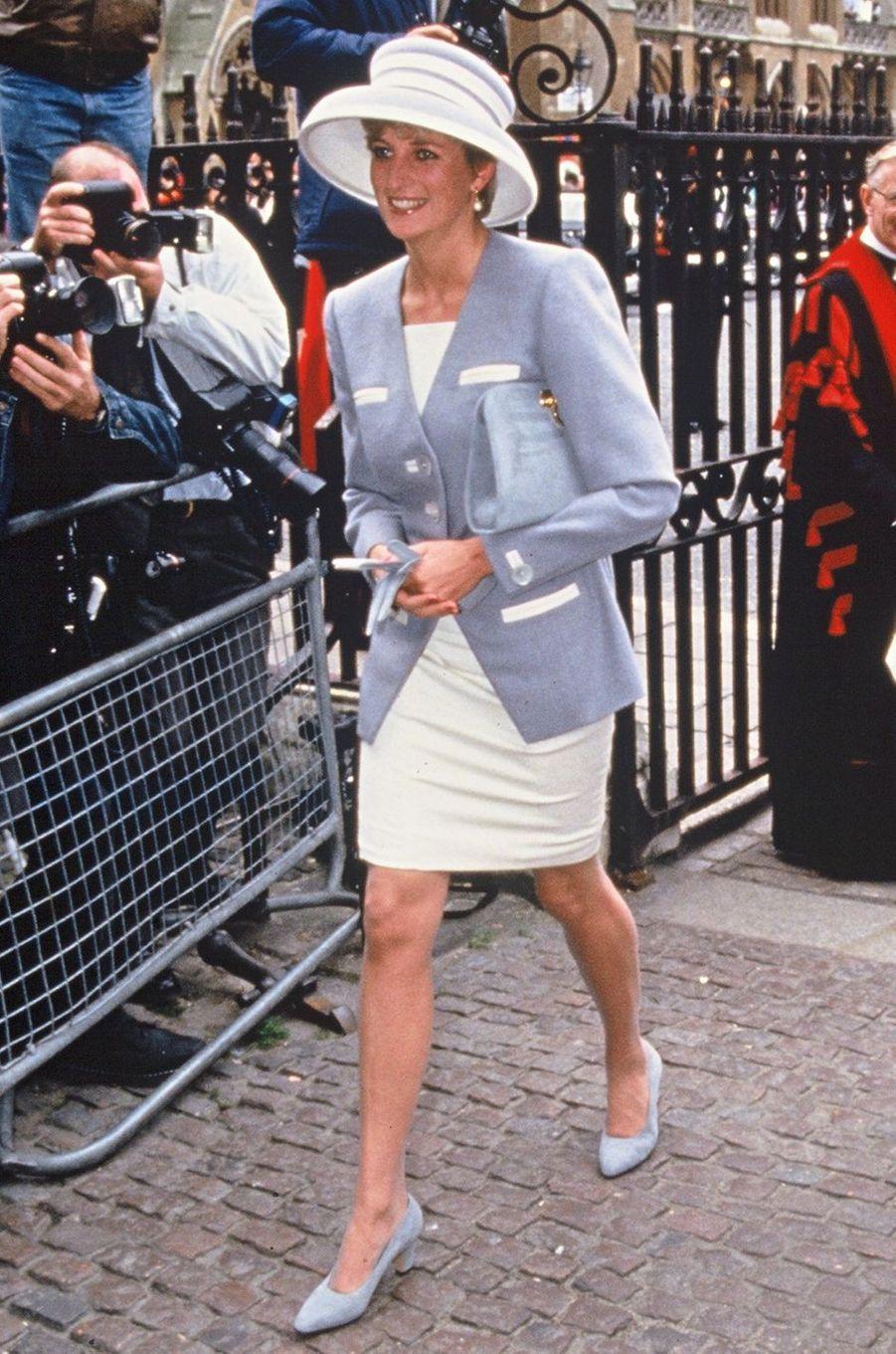Lady Diana le 15 octobre 1992