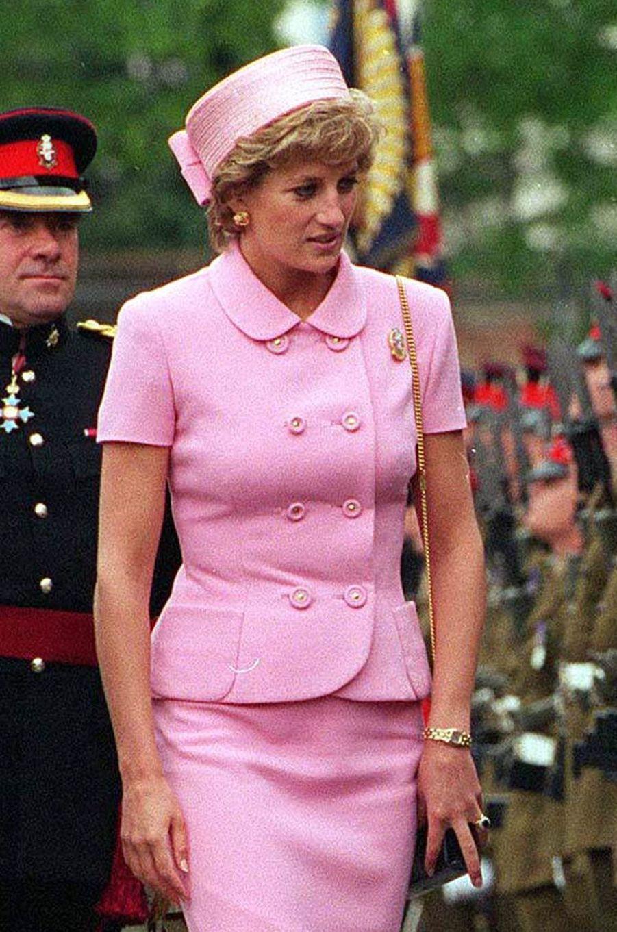 Lady Diana le 21 mai 1995