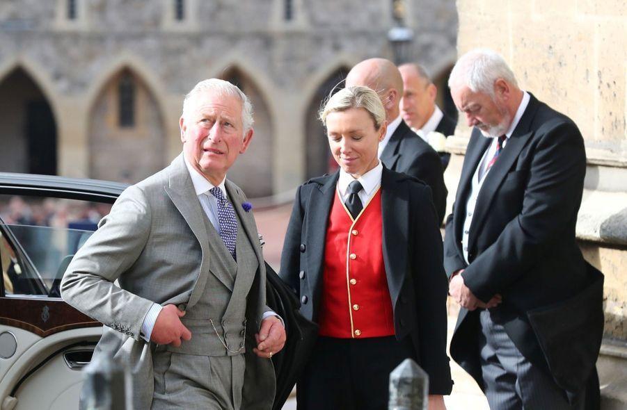 Le Mariage De La Princesse Eugénie D'York En Photos 10