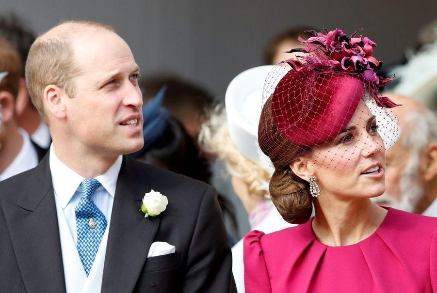 Le Mariage De La Princesse Eugénie D'York En Photos ( 11