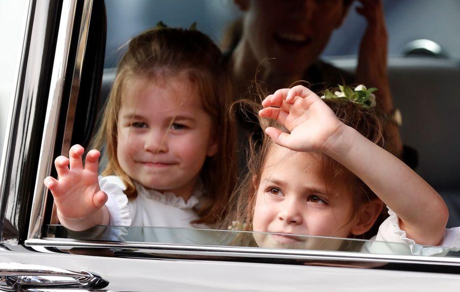 Le Mariage De La Princesse Eugénie D'York En Photos ( 13