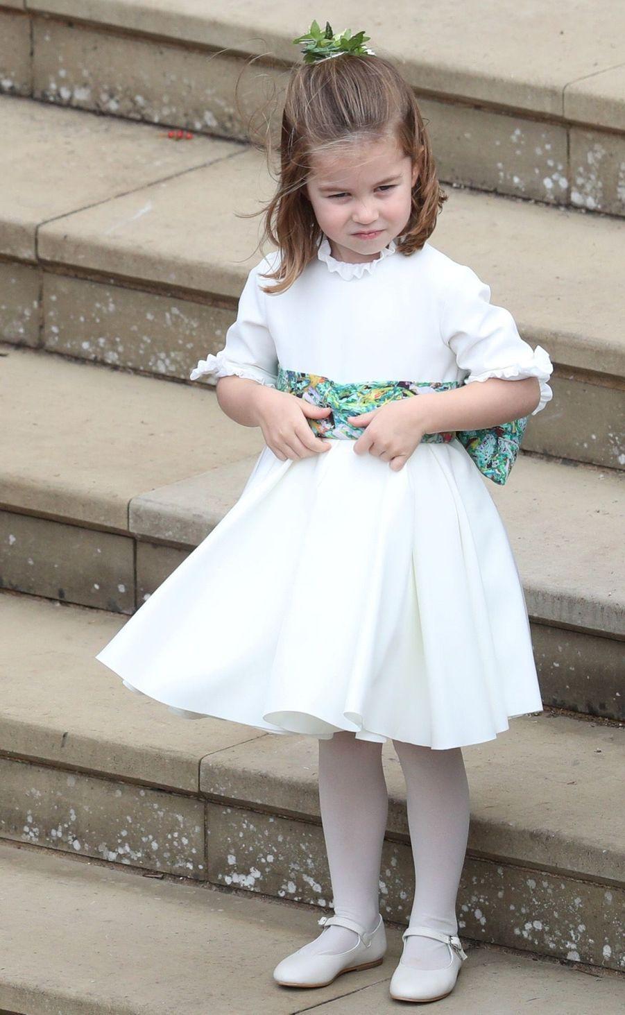 Le Mariage De La Princesse Eugénie D'York En Photos ( 14