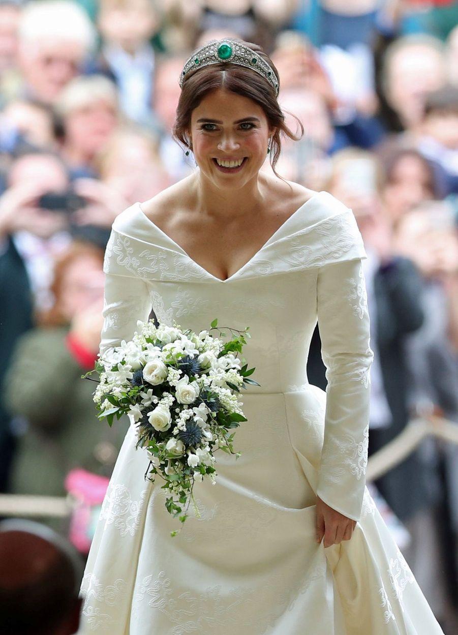 Le Mariage De La Princesse Eugénie D'York En Photos 2