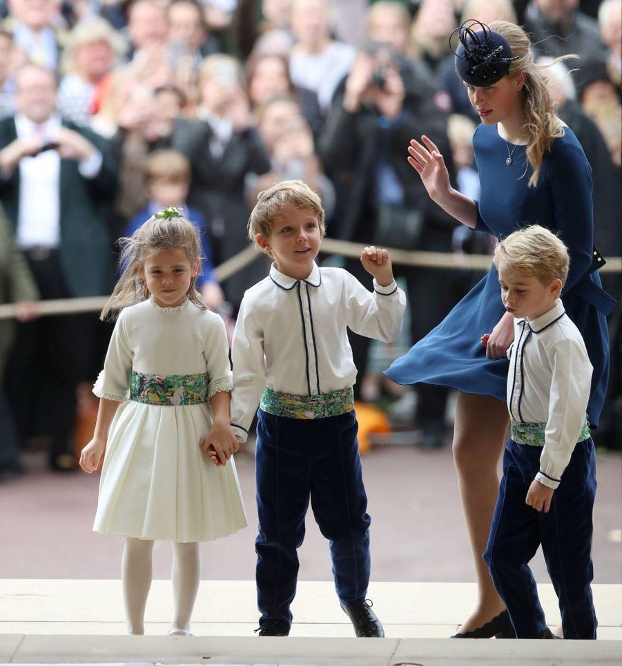 Le Mariage De La Princesse Eugénie D'York En Photos ( 20