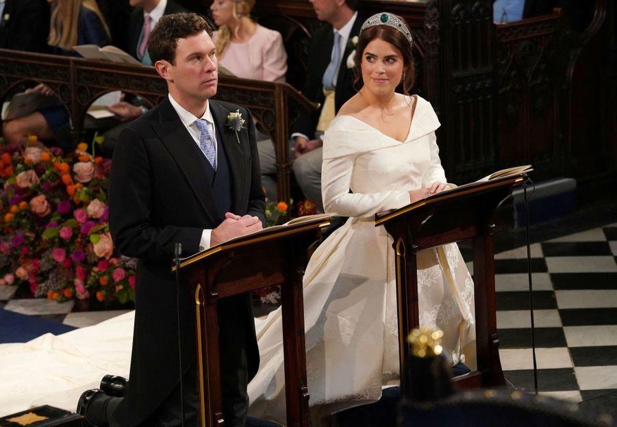 Le Mariage De La Princesse Eugénie D'York En Photos ( 21