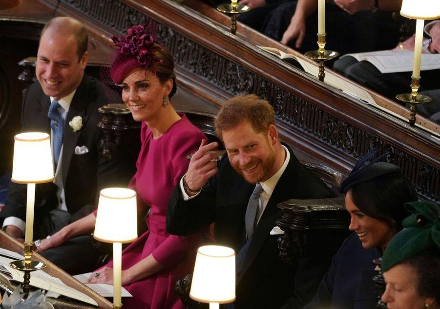 Le Mariage De La Princesse Eugénie D'York En Photos ( 23