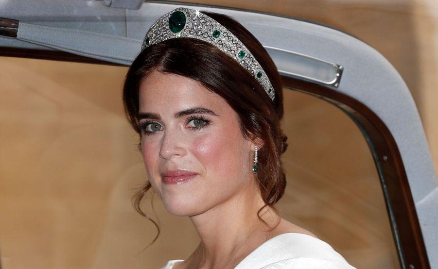 Le Mariage De La Princesse Eugénie D'York En Photos ( 24