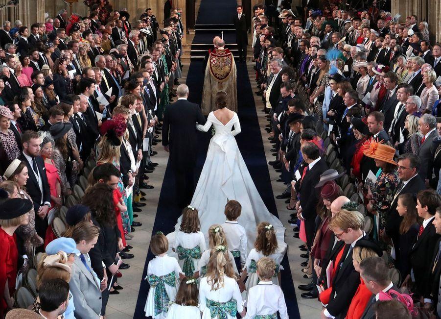 Le Mariage De La Princesse Eugénie D'York En Photos ( 25