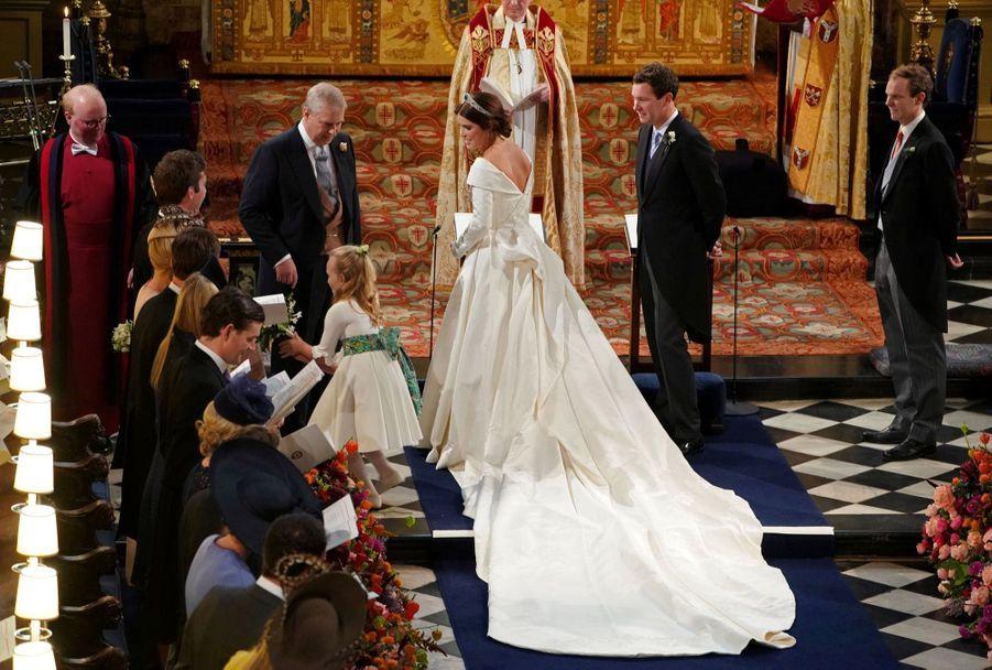 Le Mariage De La Princesse Eugénie D'York En Photos ( 26