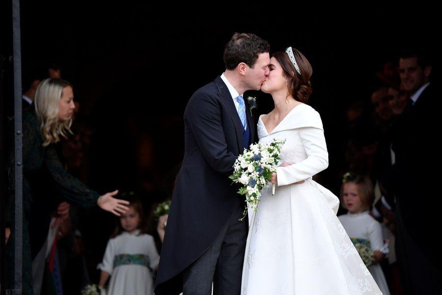 Le Mariage De La Princesse Eugénie D'York En Photos ( 29