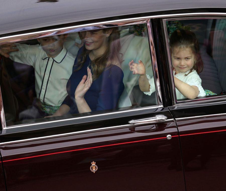 Le Mariage De La Princesse Eugénie D'York En Photos 3