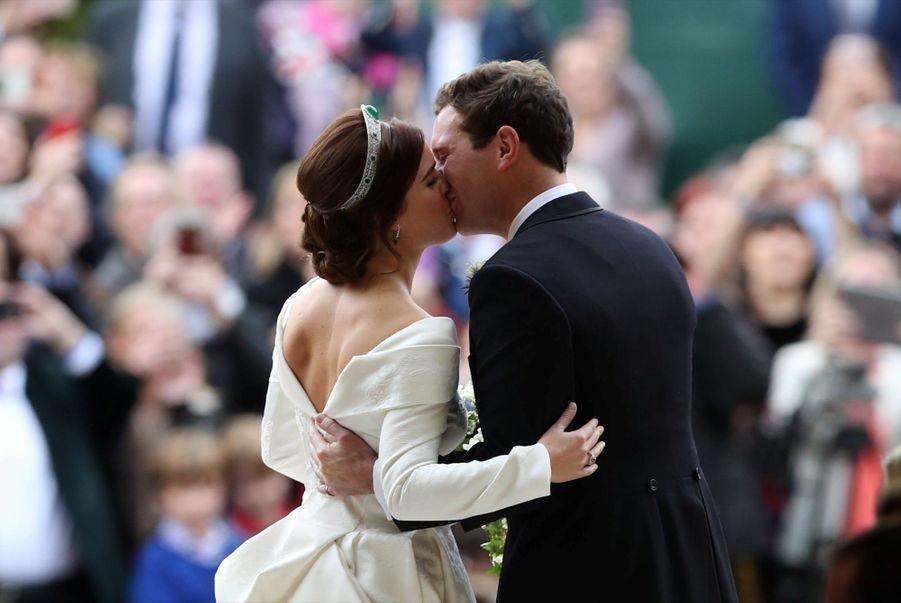 Le Mariage De La Princesse Eugénie D'York En Photos ( 33