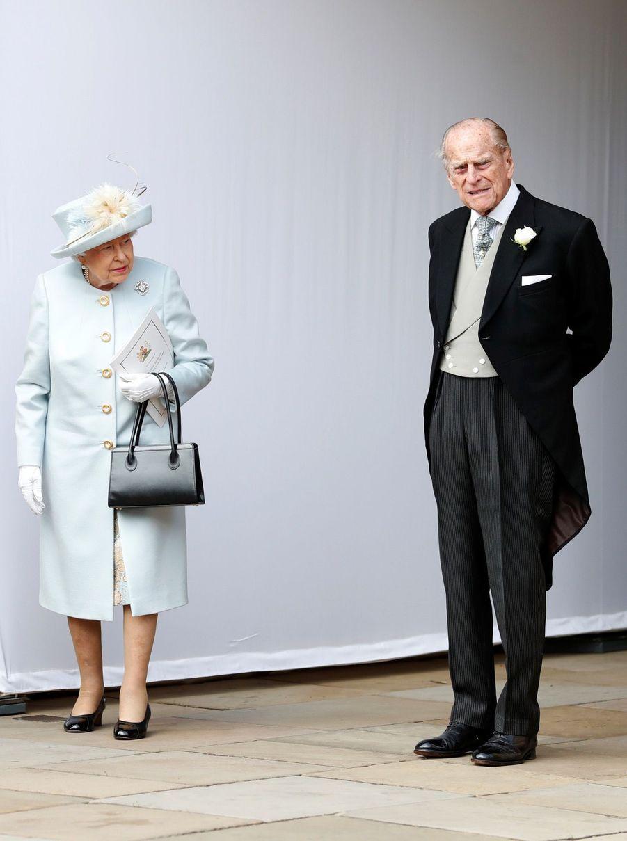 Le Mariage De La Princesse Eugénie D'York En Photos ( 47