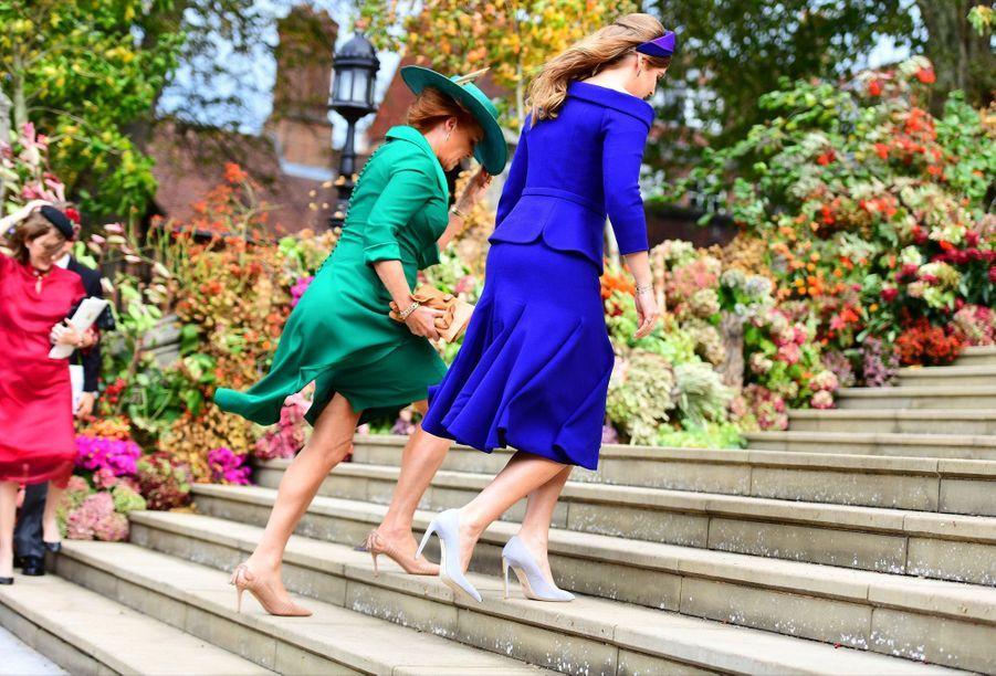 Le Mariage De La Princesse Eugénie D'York En Photos 7