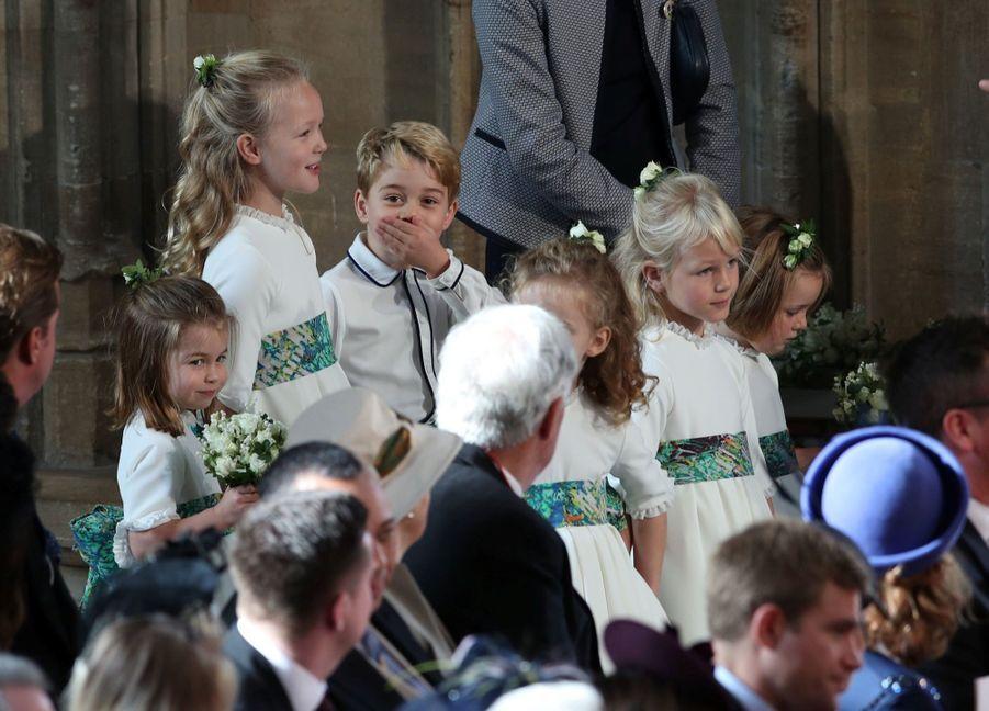 Le Mariage De La Princesse Eugénie D'York En Photos 9