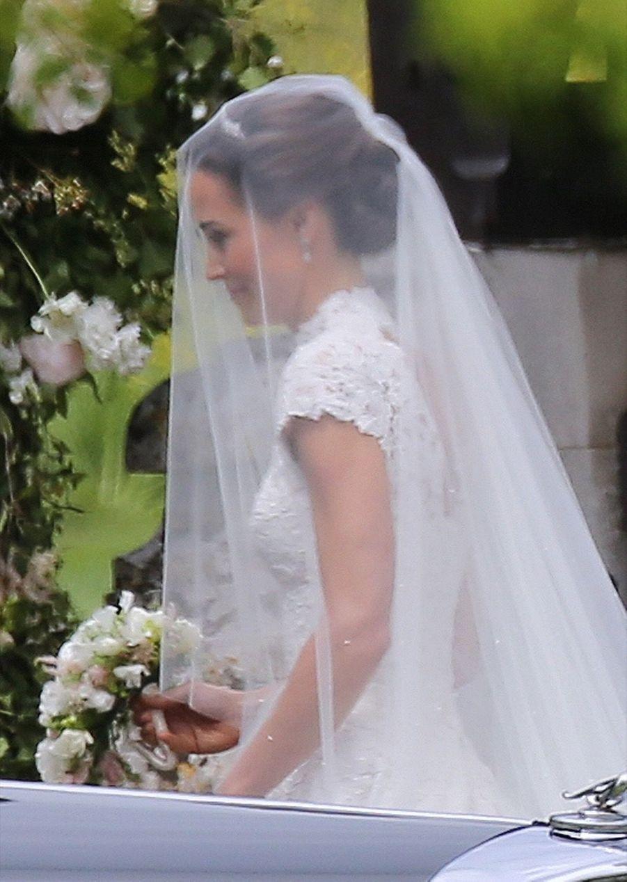 La mariée Pippa Middleton