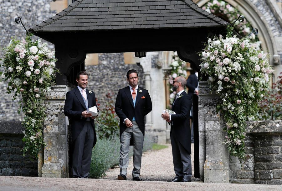 Le mariage de Pippa Middleton en photos