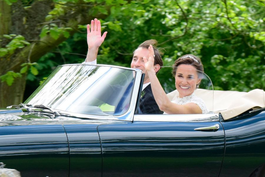 Le Mariage De Pippa Middleton En Photos 10