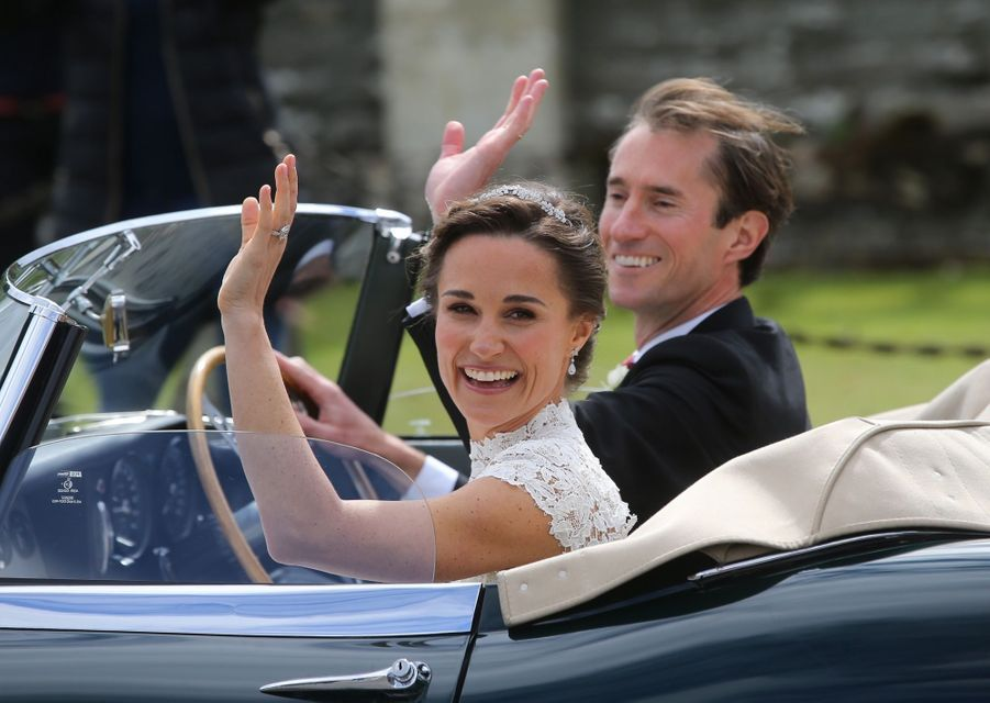 Le Mariage De Pippa Middleton En Photos 1