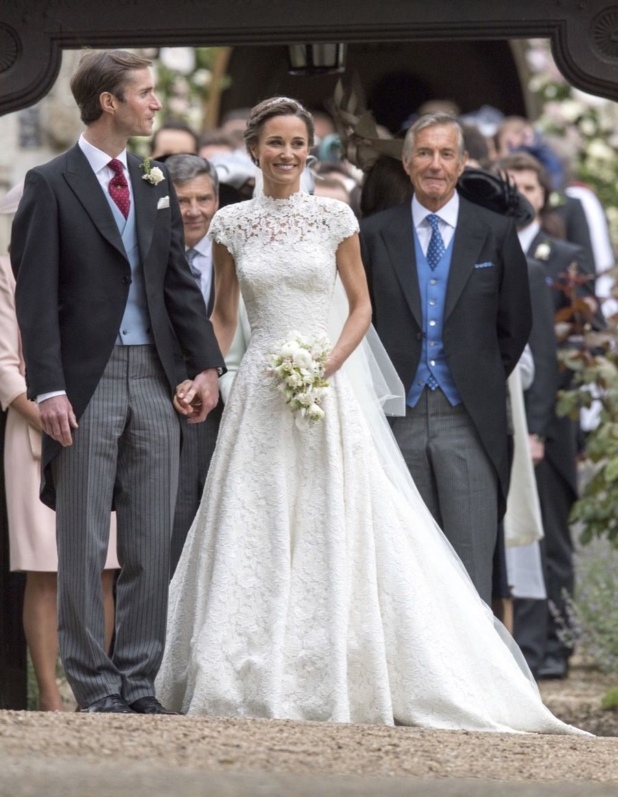 Le Mariage De Pippa Middleton En Photos 13