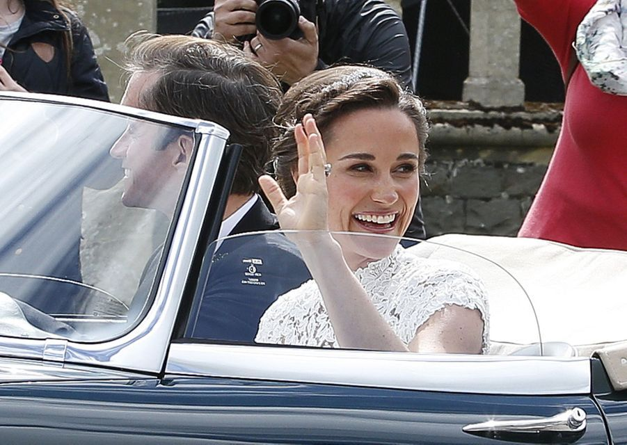 Le Mariage De Pippa Middleton En Photos 4