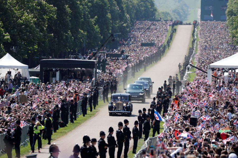 Les Plus Belles Photos Du Mariage Du Prince Harry Et Meghan Markle ( 11