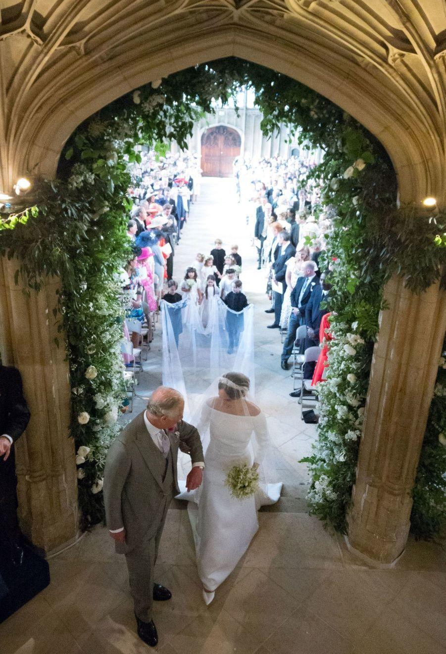 Les Plus Belles Photos Du Mariage Du Prince Harry Et Meghan Markle ( 16