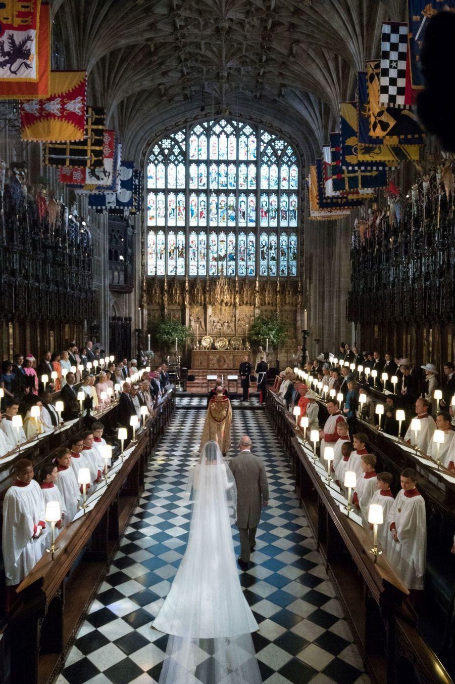 Les Plus Belles Photos Du Mariage Du Prince Harry Et Meghan Markle ( 17