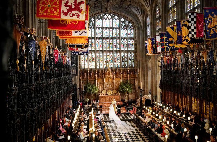 Les Plus Belles Photos Du Mariage Du Prince Harry Et Meghan Markle ( 19
