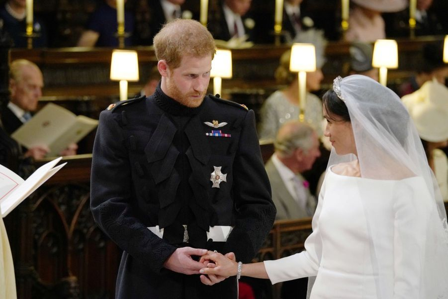 Les Plus Belles Photos Du Mariage Du Prince Harry Et Meghan Markle ( 21