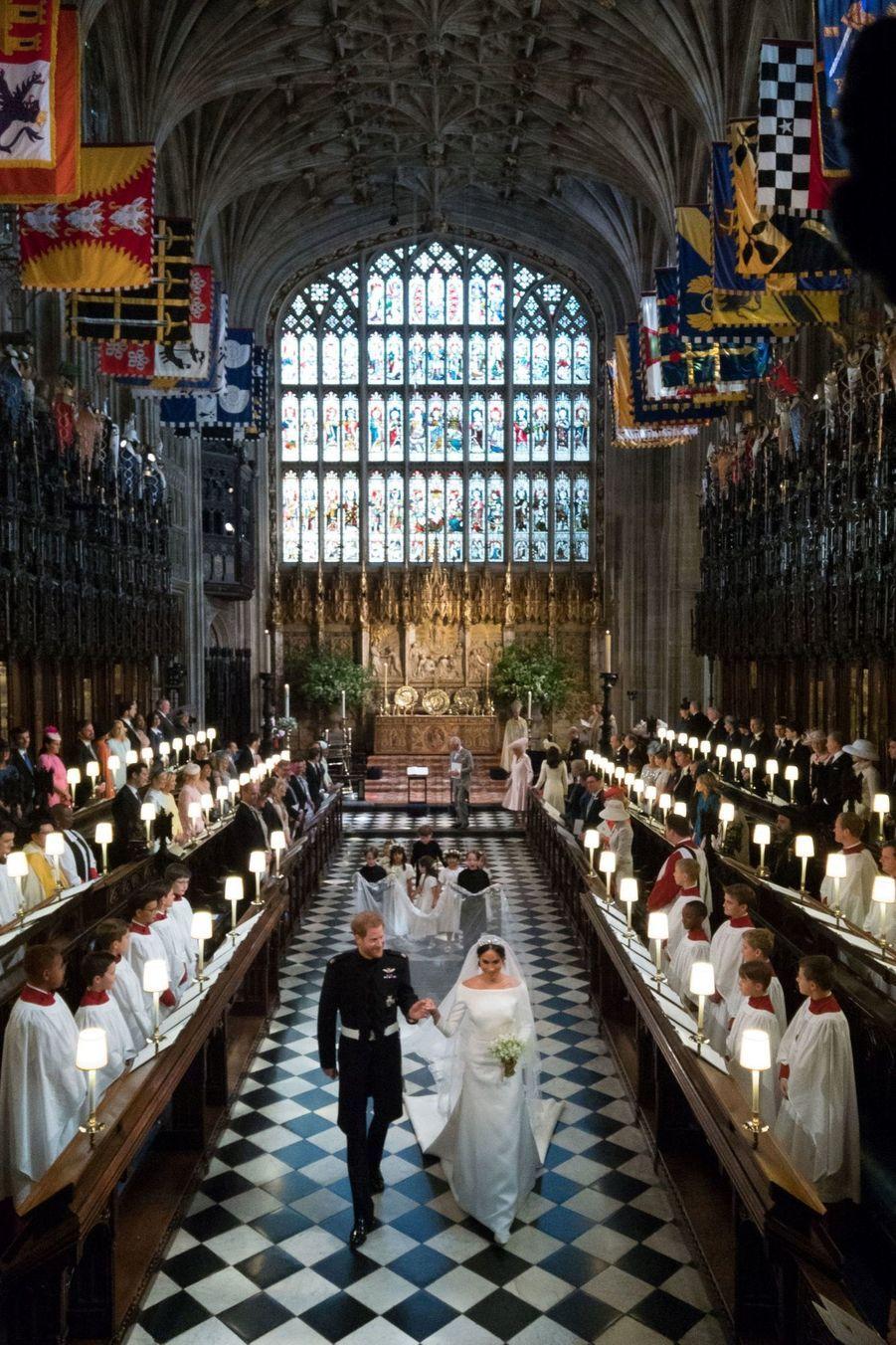 Les Plus Belles Photos Du Mariage Du Prince Harry Et Meghan Markle ( 27