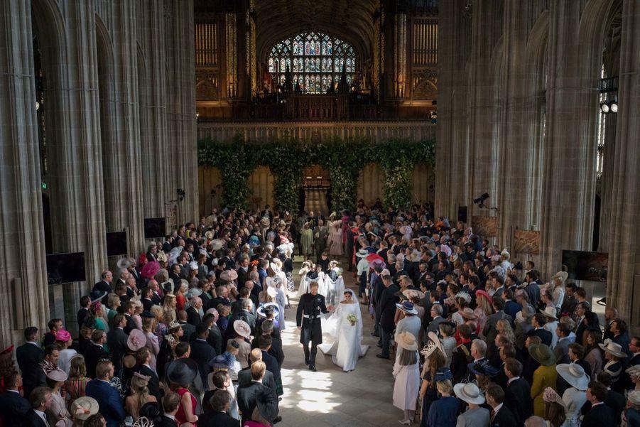 Les Plus Belles Photos Du Mariage Du Prince Harry Et Meghan Markle ( 29