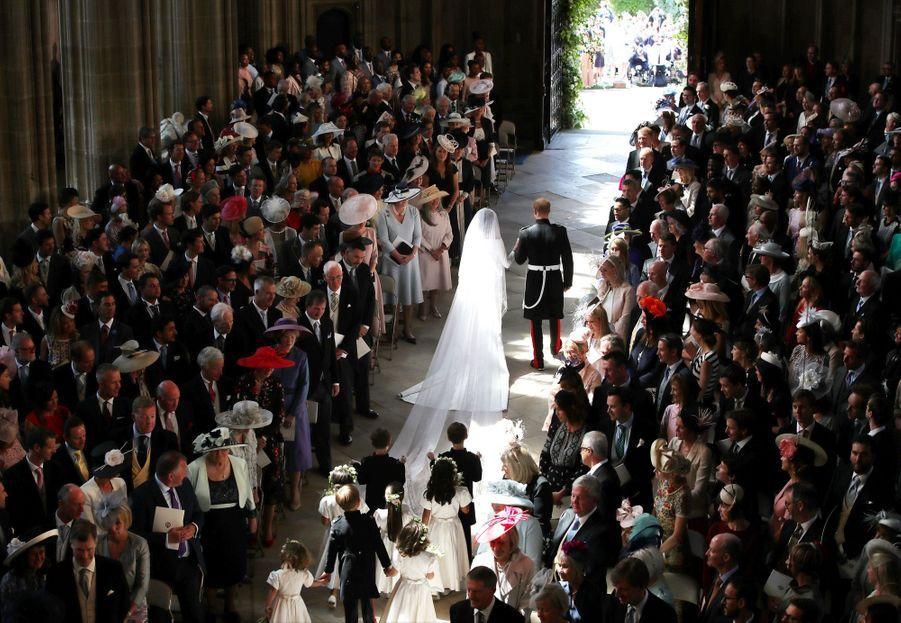 Les Plus Belles Photos Du Mariage Du Prince Harry Et Meghan Markle ( 30