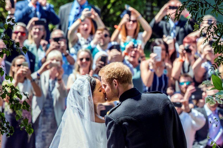 Les Plus Belles Photos Du Mariage Du Prince Harry Et Meghan Markle ( 33