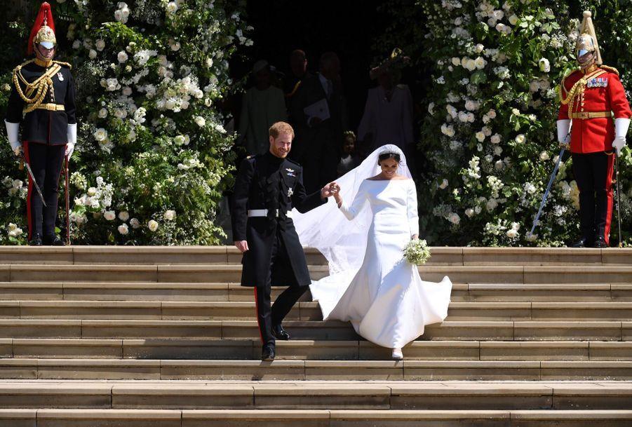Les Plus Belles Photos Du Mariage Du Prince Harry Et Meghan Markle ( 35