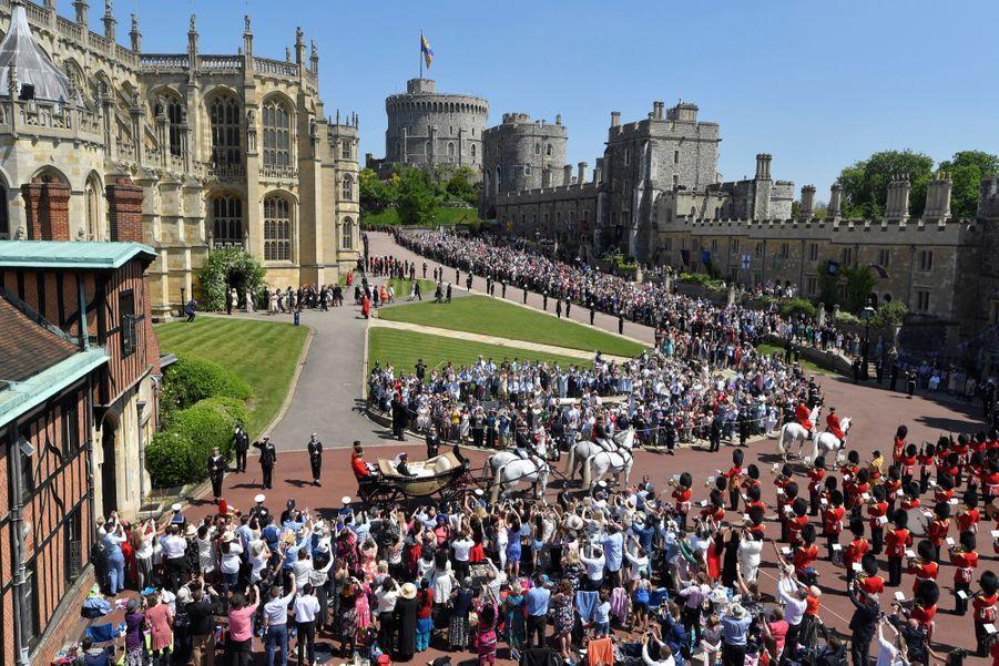 Les Plus Belles Photos Du Mariage Du Prince Harry Et Meghan Markle ( 38