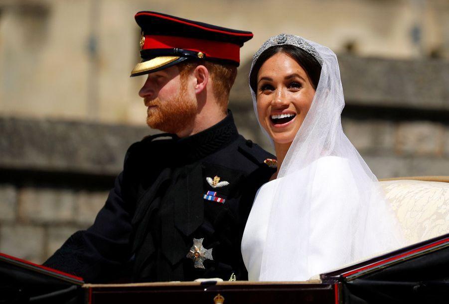 Les Plus Belles Photos Du Mariage Du Prince Harry Et Meghan Markle ( 40