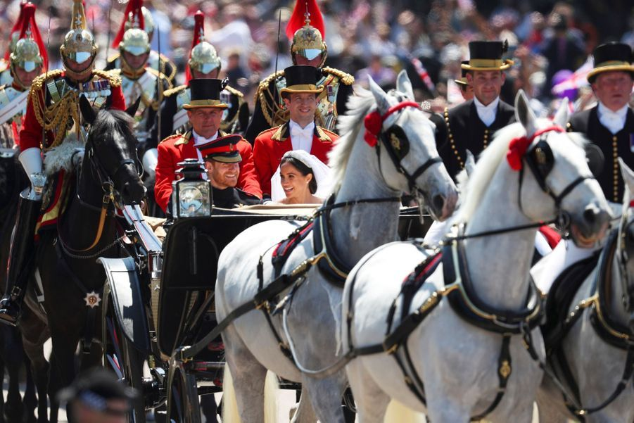 Les Plus Belles Photos Du Mariage Du Prince Harry Et Meghan Markle ( 44