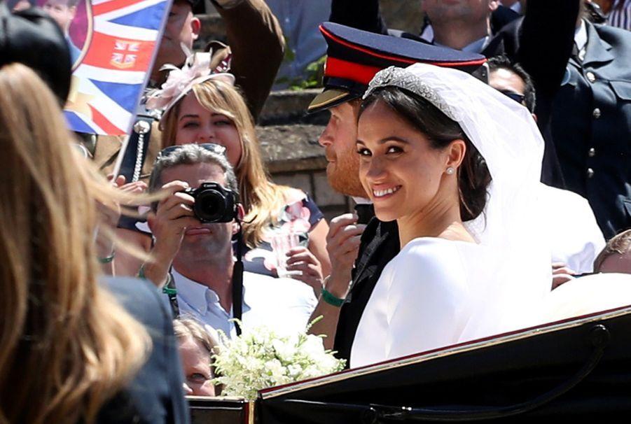 Les Plus Belles Photos Du Mariage Du Prince Harry Et Meghan Markle ( 46