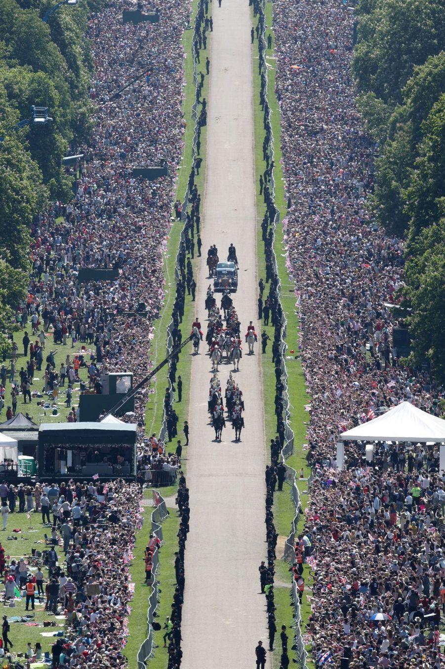 Les Plus Belles Photos Du Mariage Du Prince Harry Et Meghan Markle ( 47