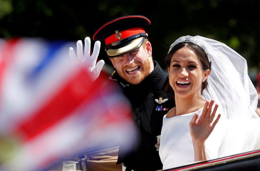 Les Plus Belles Photos Du Mariage Du Prince Harry Et Meghan Markle ( 50