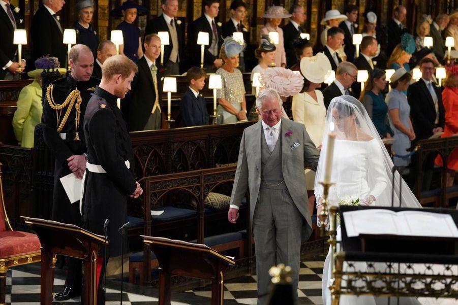 Le Mariage De Meghan Et Harry ( 12
